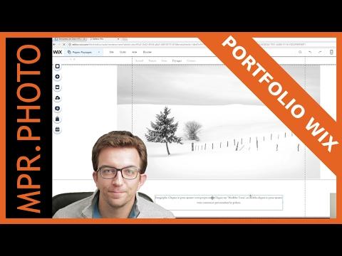 Comment créer un site web PHOTO