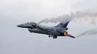 F-16 Fighting Falcon at Air 14 Payerne Switzerland what a great Flight Show