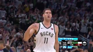 Toronto Raptors vs Milwaukee Bucks : May 15, 2019