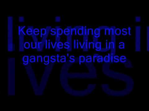 Coolio Gangsta's Paradise Lyrics