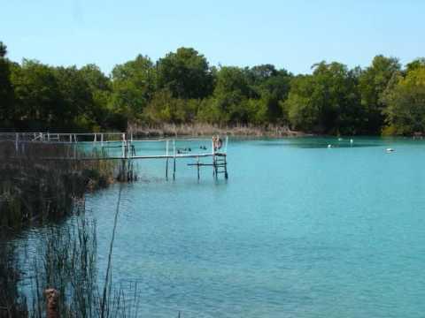Athens Scuba Park in Athens, Texas