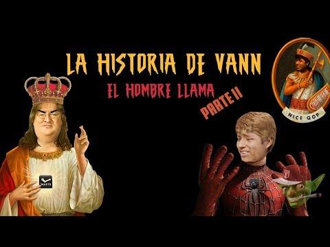 La historia de Vann 2(El hombre llama)