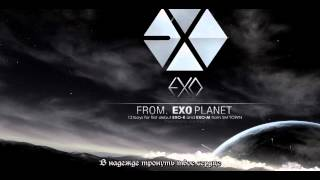 EXO-M - Heart Attack (рус. саб)