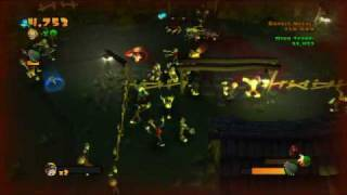 Burn Zombie Burn! (Video Game - PlayStation Network)