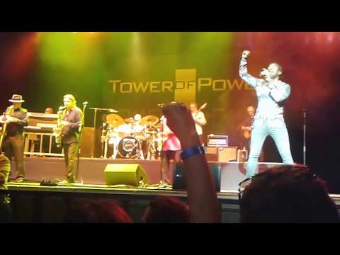 Tower of Power 50th Anniversary Tour