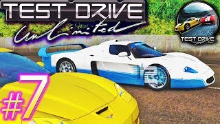 Test Drive Unlimited HD PC Walkthrough - Part #7 - 170 mph in heavy  traffic - Corvette Z06 Coupe