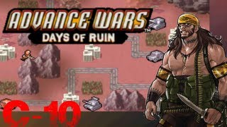 Advance Wars: Days of Ruin - Chapter 10 (Almost Home) [S]