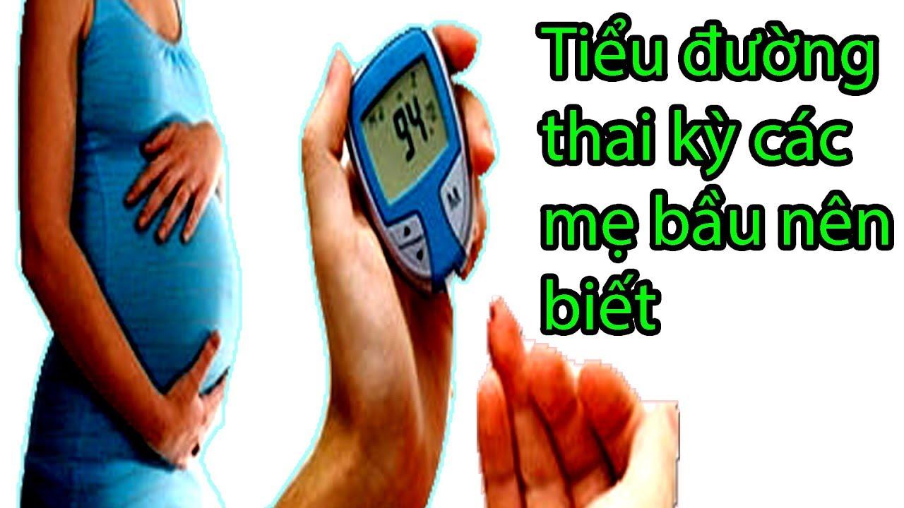 Bệnh tiểu đường bà bầu trong thời gian thai kỳ nguyên nhân và cách điều trị | mangthaibaby.com