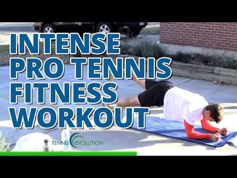 tennis fitness training program pdf