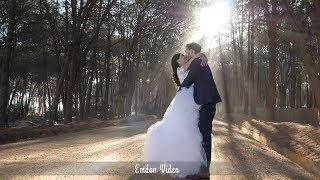 Sarah + Josh  -  Emdon Video  -   Stellenrust