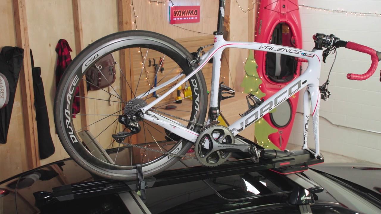 2 Yakima Wheel Forks for Yakima Roof Rack Mountain Road Bike Bicycle