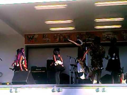Brisbane Nuer Youth Culture Dance