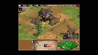 tutorial pasar a castillos en 17 mins! aoe 2 expansion - pasar a castillos rapido aoe 2 conquerors