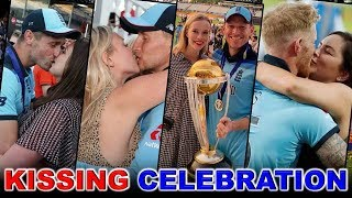 World Cup 2019 : Kisses, Hugs All Around As New World Champs Celebrate With Family