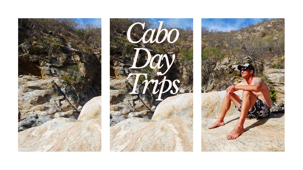 Cabo San Lucas Natural Hot Springs & Waterfall (Cheap & Easy Day Trip) (221)