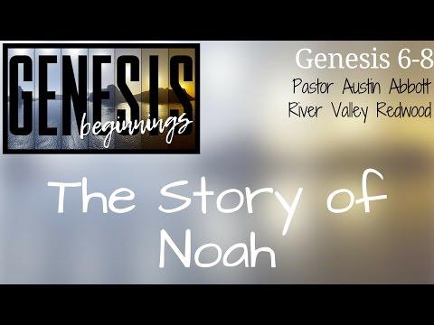 Genesis (Beginnings) Series (Redwood Campus): The Story of Noah