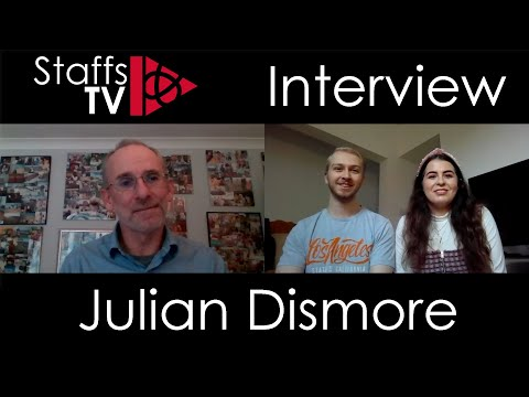 Julian Dismore Interview - Television Industry Professional   Staffs TV