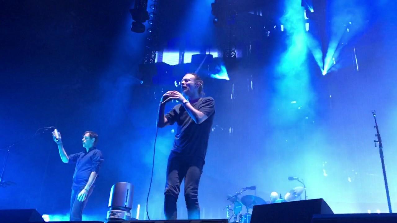 Radiohead - Separator (Kansas City, MO April 5th, 2017