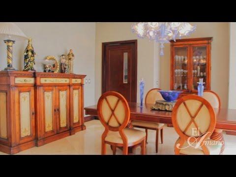 C mo remodelar la sala y el comedor doovi - Remodelar piso antiguo ...