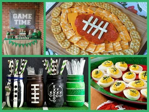 Best Super Bowl Party Ideas - Football Party Ideas