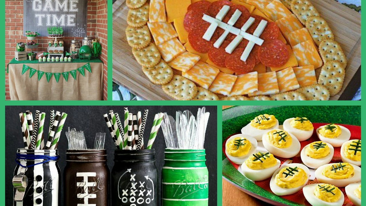 Best Super Bowl Party Ideas Football Party Ideas Youtube