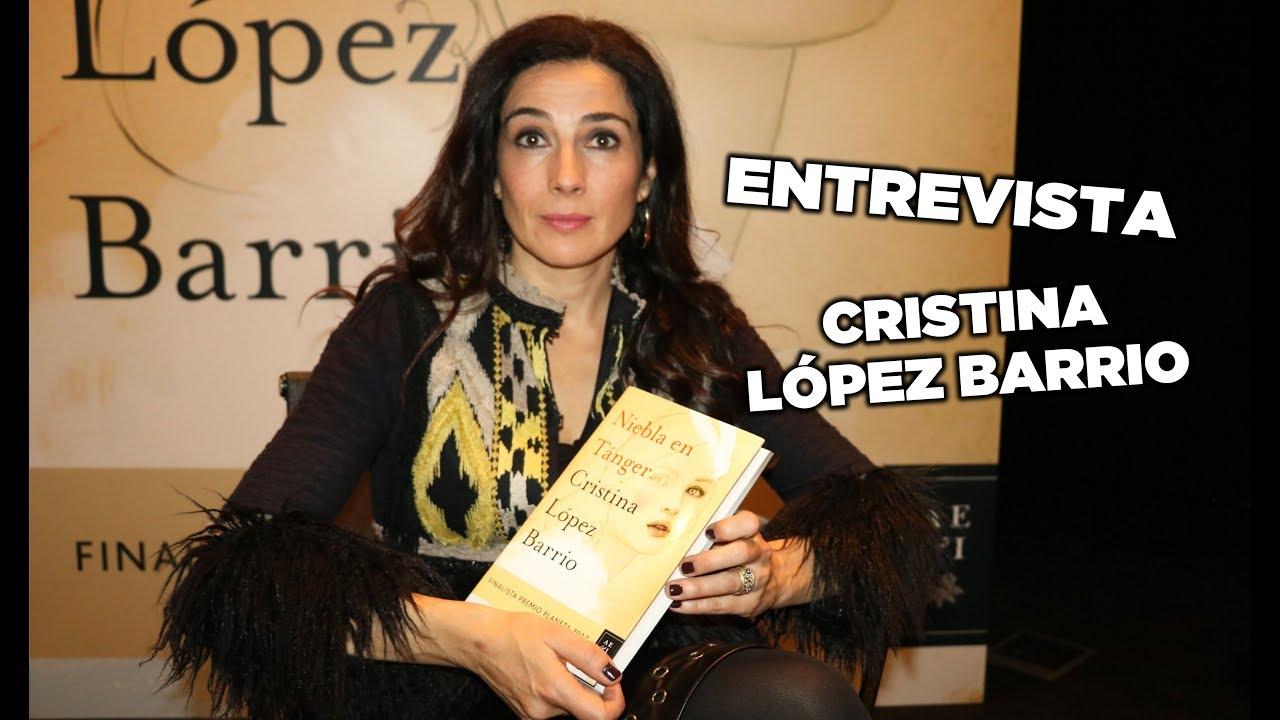 Entrevista A Cristina López Barrio Para Hablar Sobre Niebla En Tánger