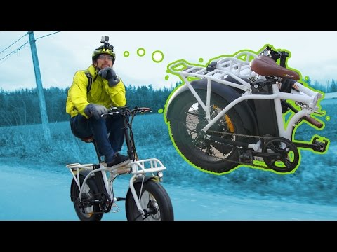 Electric bike that FOLDS?