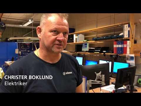 Christer Boklund- elektriker
