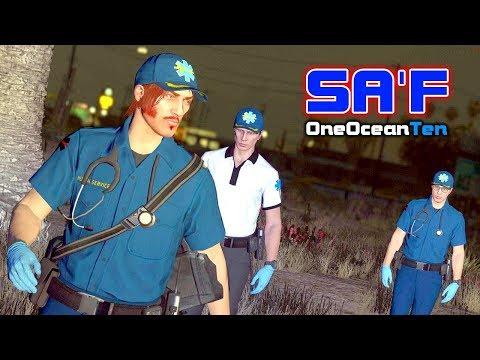 SA'F #102 - New Class B Uniforms!  | GTA V RP