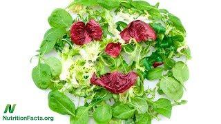 Boj proti splínu pomocí zeleniny?