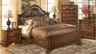 San Martin Bedroom Furniture Collection From Signature Design By Ashley