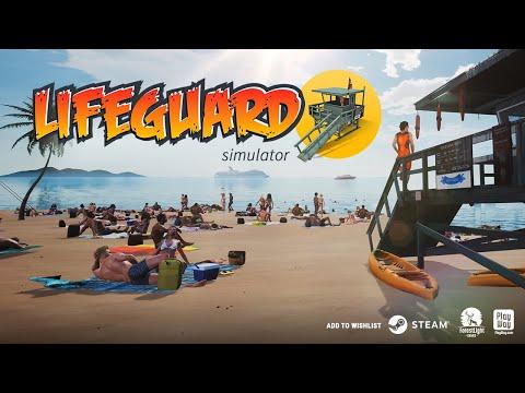Lifeguard Simulator Trailer