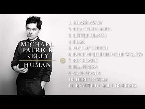 MICHAEL PATRICK KELLY  HUMAN Albumplayer