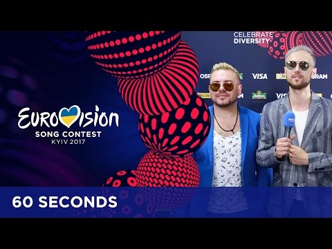 60 Seconds with the Sunstroke Project from Moldova