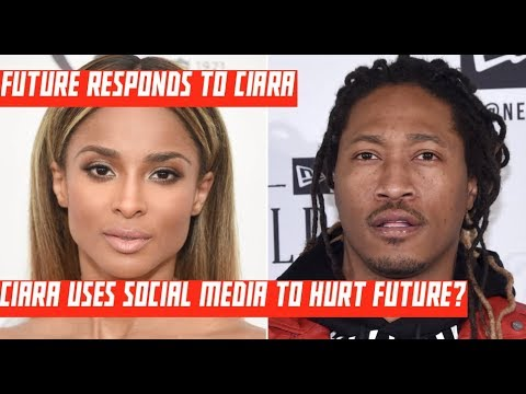 Future RESPONDS to Ciaras Level Up Comment Dissing Him, Does Ciara use Social Media to Hurt Future