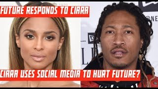 Future RESPONDS to Ciara's Level Up Comment Dissing Him, Does Ciara use Social Media to Hurt Future