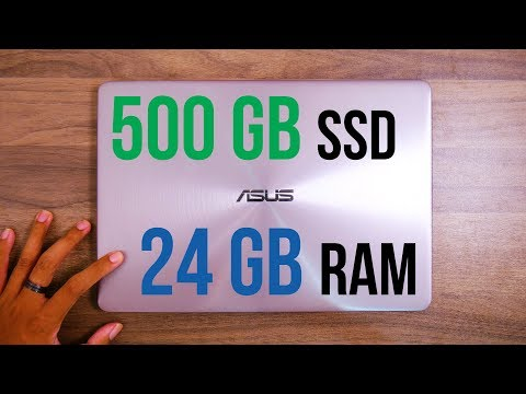 How to upgrade Asus Q504 2-in1 Laptop with an SSD and