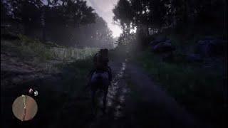 Damn Horse Red Dead Redemption 2