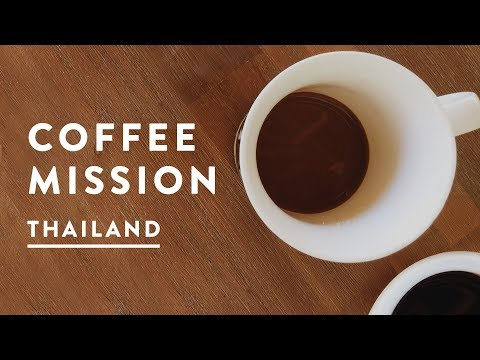 COFFEE MISSION CHIANG MAI | Thailand Travel Vlog 52, 2017 | Digital Nomad