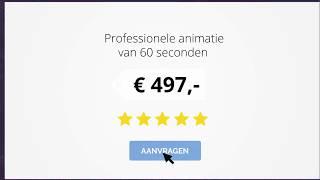 MVPVideos - 50% Korting op een 60 Seconden Animatie!