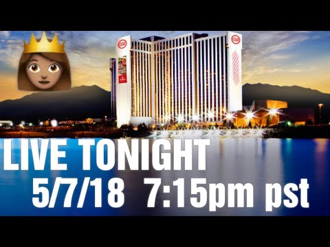 🔴 LIVE slot play from Reno!!!! Let's get it 🙌🏼🙌🏼
