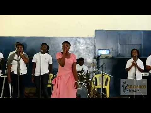 Blind  Annette makes headway in her music career.Join Sronko Diaries Ghana support her now!