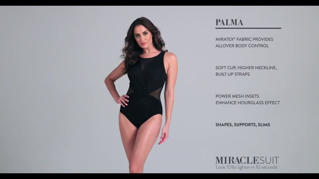 Maillot de bain Palma by Miraclesuit