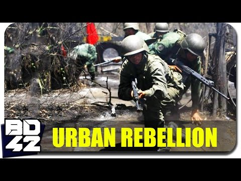 Project Reality v1.39 ► Urban Revolution (Full Round)