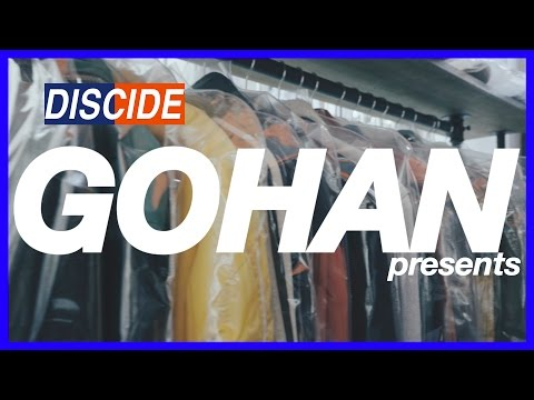 GOHAN | DISCIDE Is Trying to Fertilize Street Culture in Yuanling St. @ Shenzhen