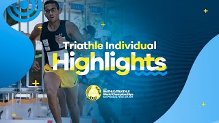 Highlights | UIPM 2019 Biathle-Triathle World Championships Florida USA – Individual Triathle
