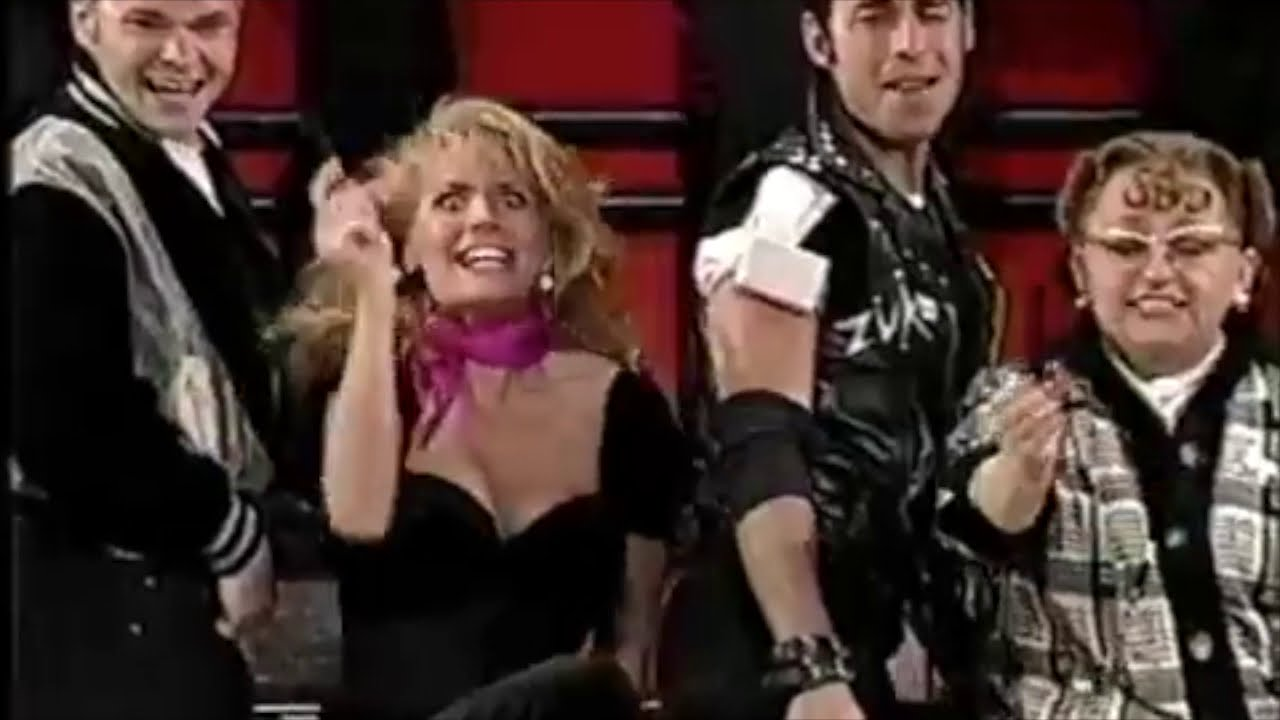 Download Grease on the 1994 Tony Awards!