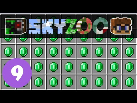 Sky Zoo #9: What a Deal! | Minecraft Skyblock 1.14
