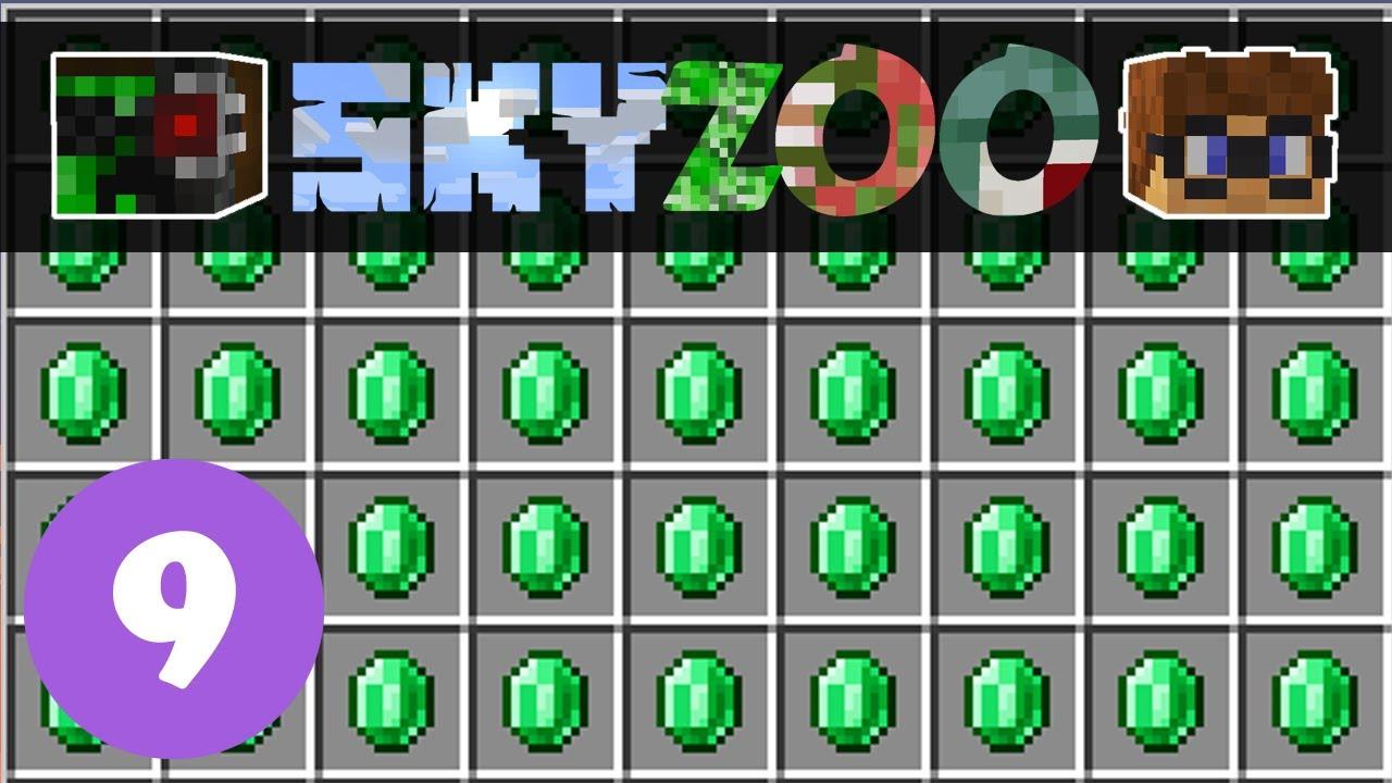 Sky Zoo #9: What a Deal! | Minecraft Skyblock 1 14