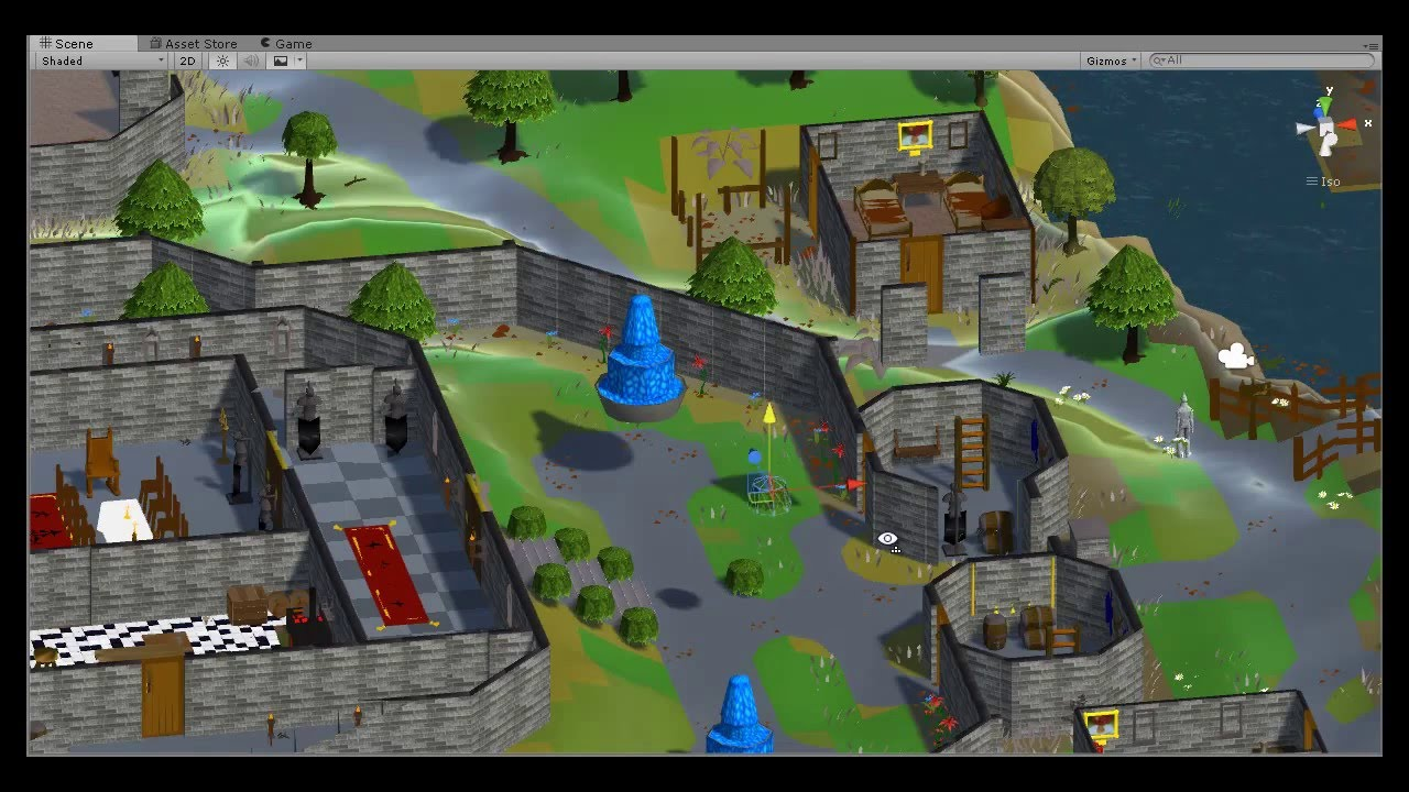 Rs map editor in unity3d youtube rs map editor in unity3d gumiabroncs Images